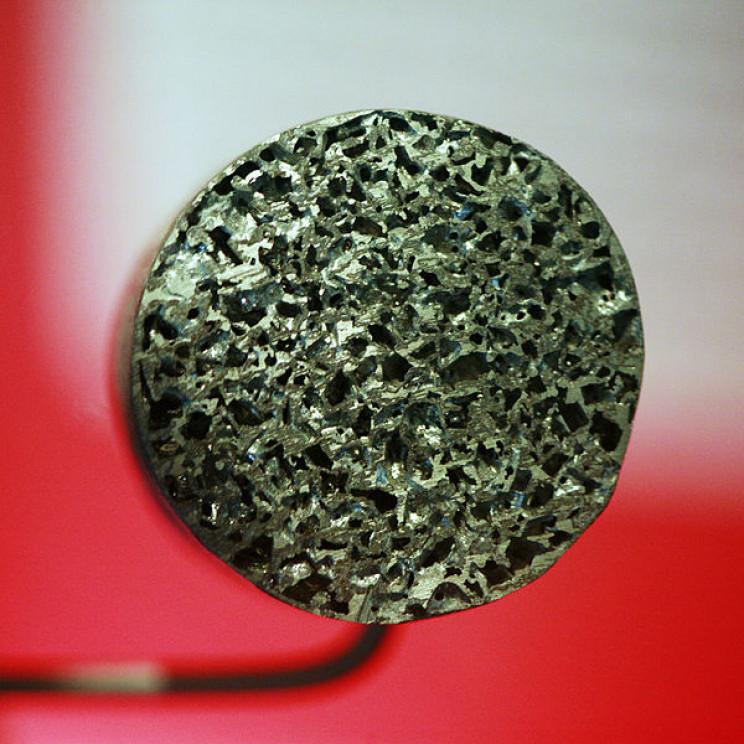 metal foam aluminium