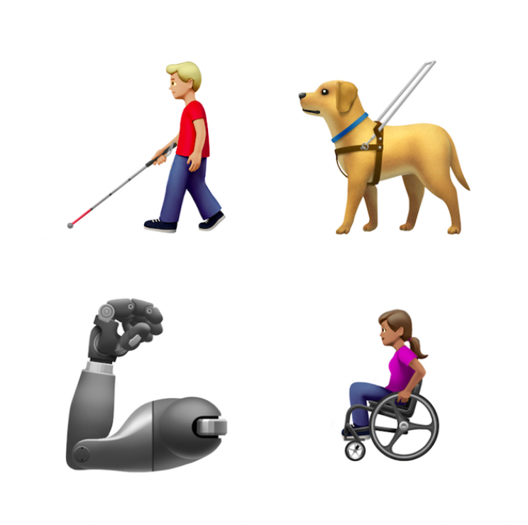 World Emoji Day: Apple Unveils Their New Diversity and Disability-Themed Emojis