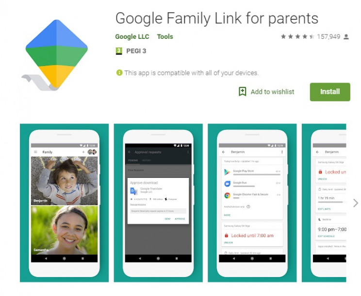 best google apps google family