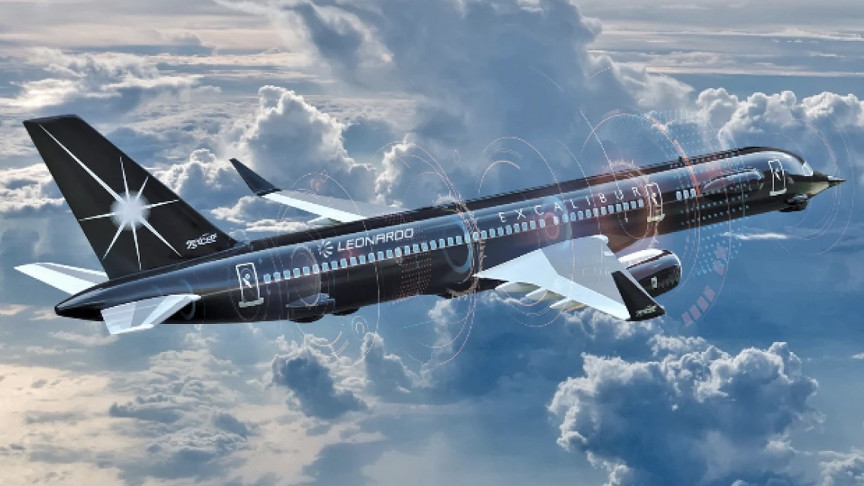 Airliner To Be Turned Into Flying Lab For Future Combat Air Tech - Interesting Engineering