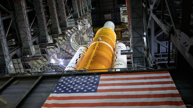 NASA's Space Launch System Just Came One Step Closer to Blast Off