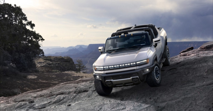GM's New Electric Motors Will Provide the Hummer EV With 1,000 HP