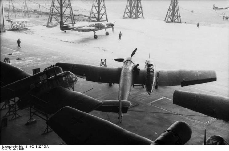 weird aircraft BV 141