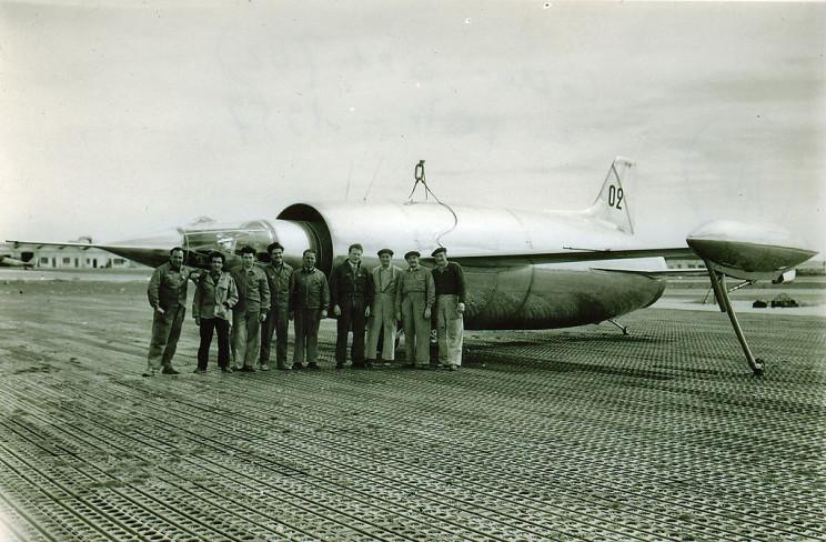 weird aircraft leduc 0.21