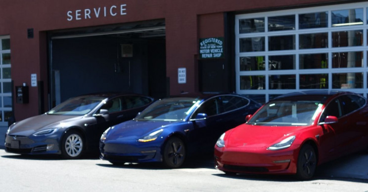 Tesla Furloughs Half Its US Delivery, Sales Employees Amid COVID-19