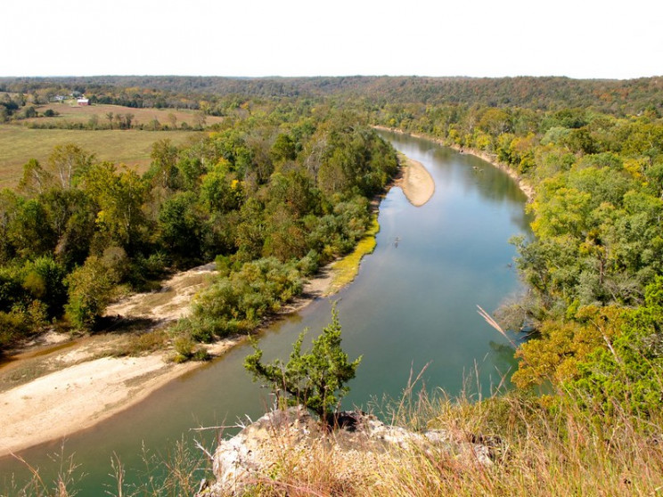 rivers that may dry up gasconade