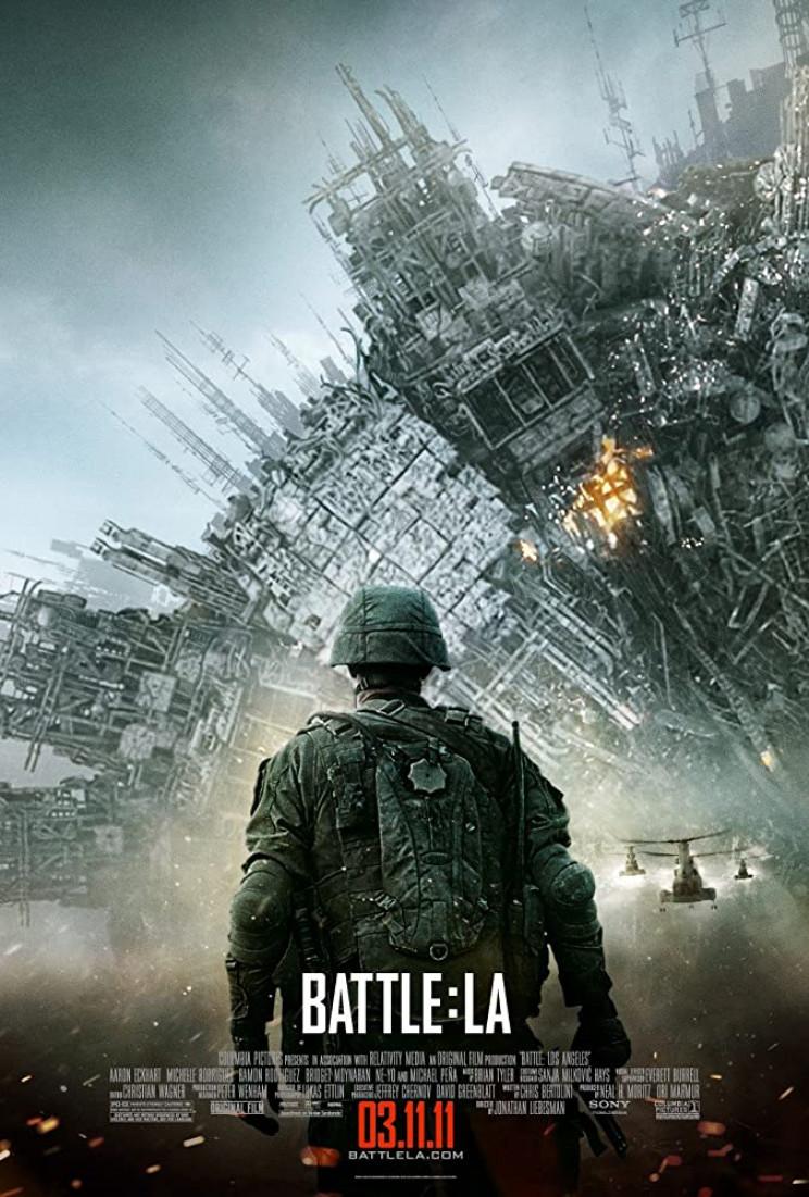 sci fi april battle LA