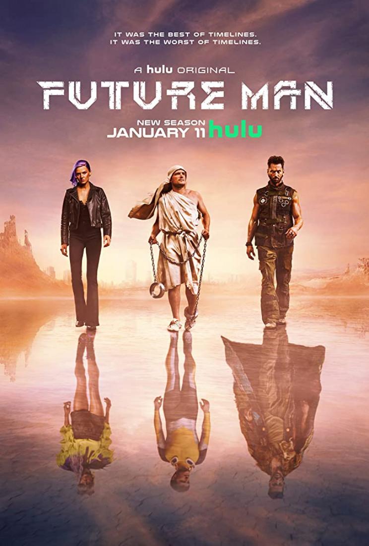 sci fi april future man