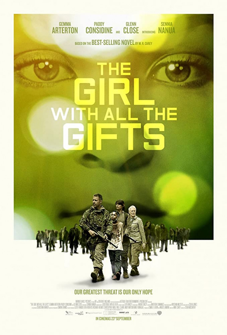 sci fi coming in april girl with all the gifts