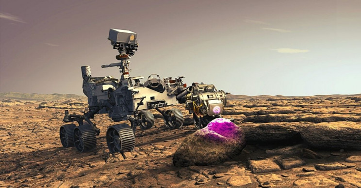 Geneticist Says It Could Be Humans That Contaminated Mars With Life