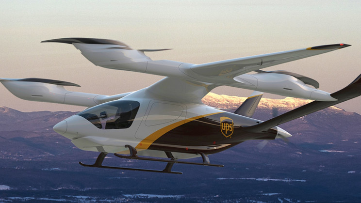 Future of Deliveries: UPS Will Soon Deliver Packages with eVTOLs