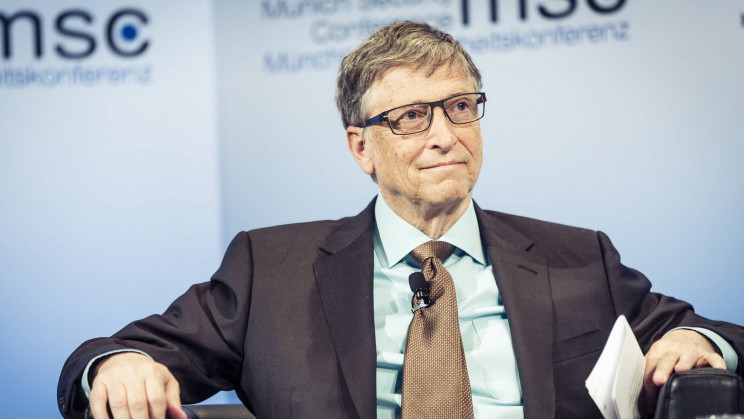 Bill Gates Says US and UK Should Step Up to Aid Nations With Slow Vaccine Programs