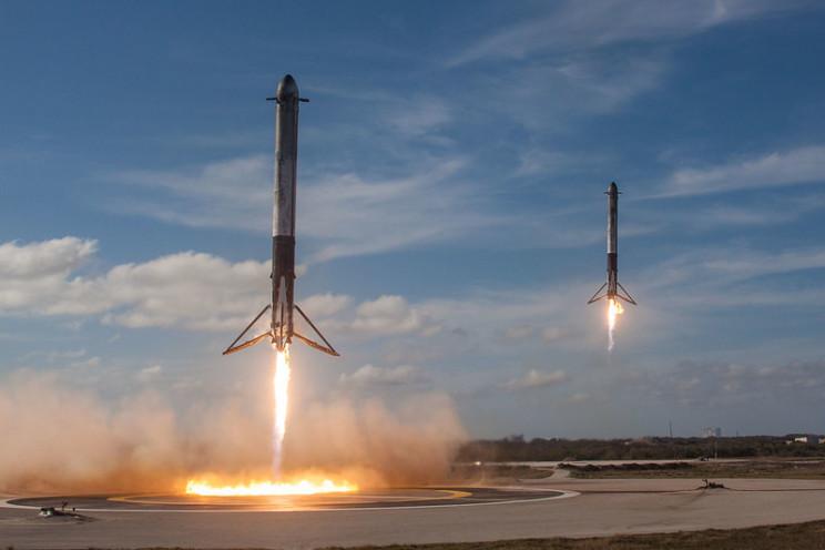 rockets 101 falcon heavy