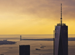 Engineering NYC's Iconic Structure: One World Trade Center
