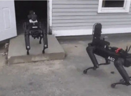 Massachusetts State Police Using Spot, Boston Dynamics' Robot Dog