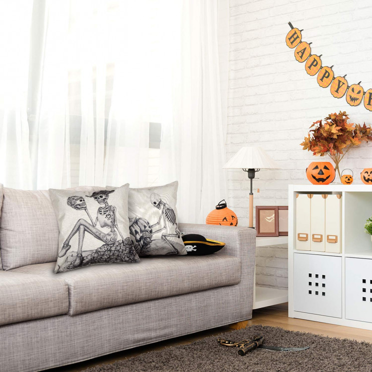 11 Halloween Decorations for the Most Spooky House on the Block