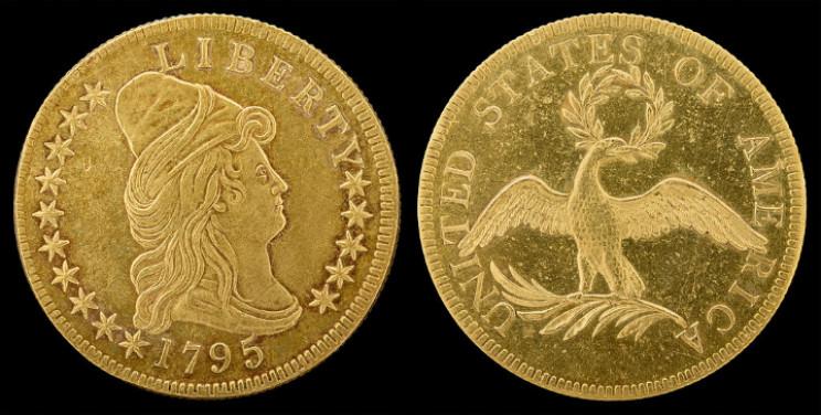 1795 Gold Eagle
