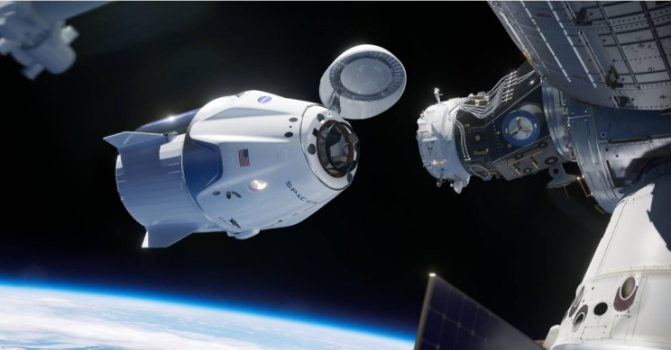 spacex space vehicles dragon