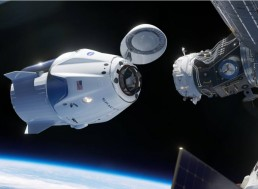 SpaceX Confirms Crew Dragon Capsule Exploded During Test