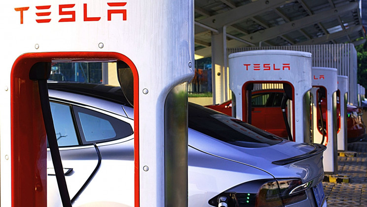 Tesla's Supercharger Network Is Reportedly Unlocking for Other EV Cars