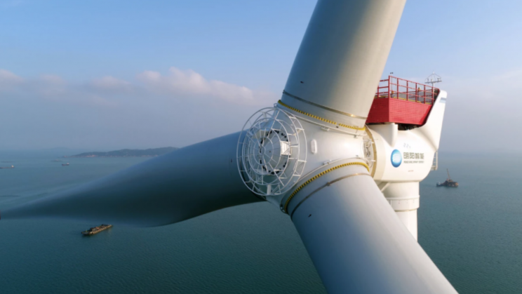 World's Biggest Wind Turbine Can Power 20,000 Houses Every Year