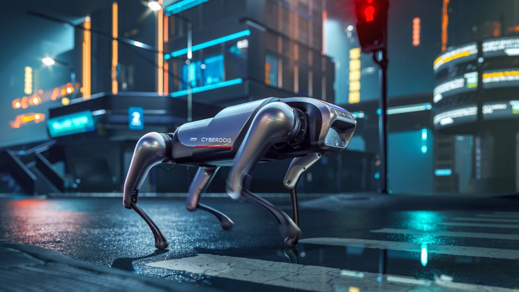 Xiaomi Just Unveiled Its First Robot Dog