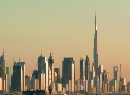 The UAE is Using Drones to Control Dubai's Weather