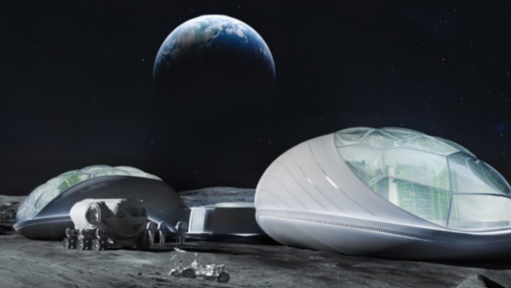 3D Printed, AI Controlled BioPods Can Grow Food in Space
