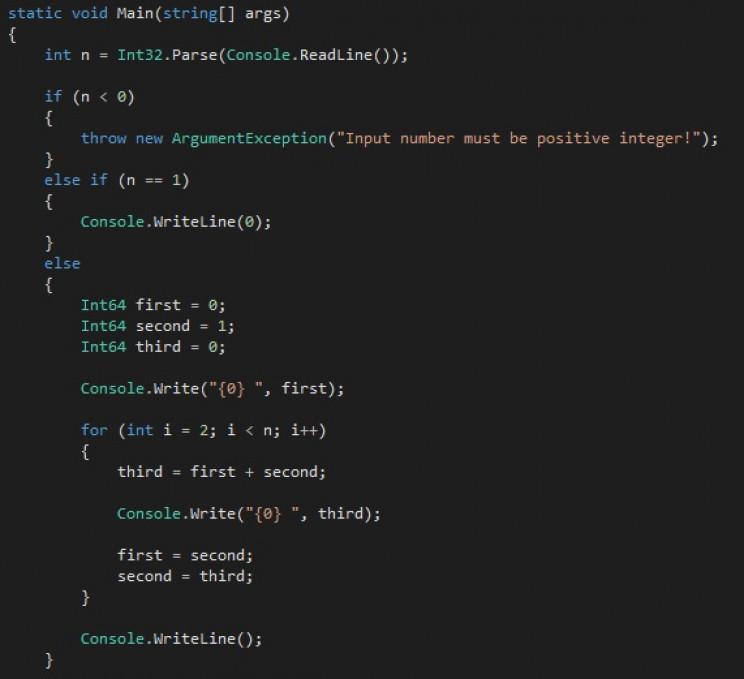 best programming languages c sharp