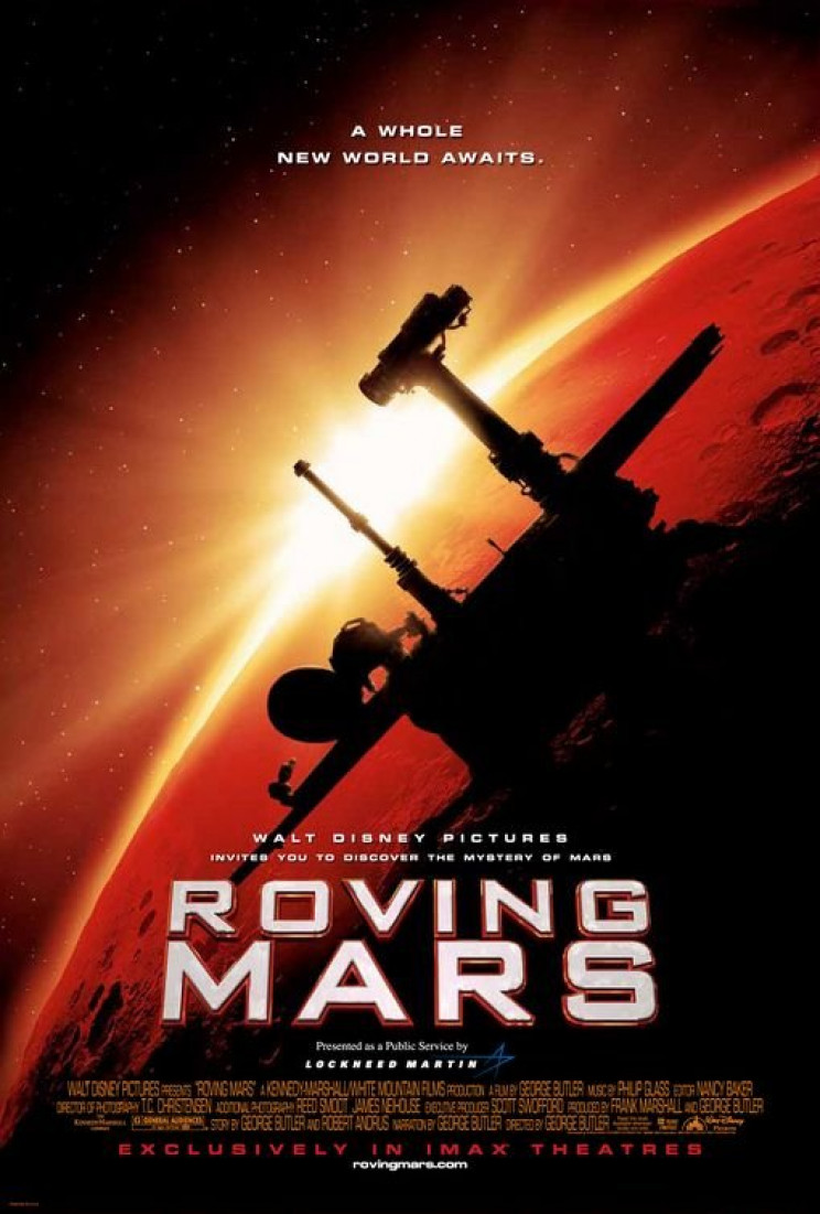 space documentaries roving mars