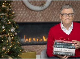 Bill Gates' Holiday Book Recommendations for A Lousy Year