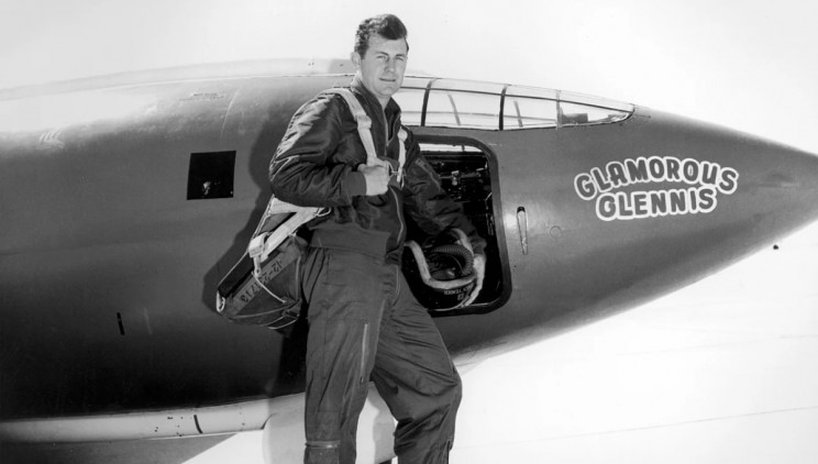 The Aviation World Mourns Chuck Yeager, Who Passed at 97