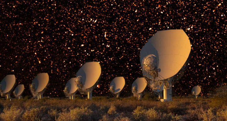 South Africa's 64-dish MeerKAT Telescope Set to Grow By One-third Thanks to $54 Million Expansion
