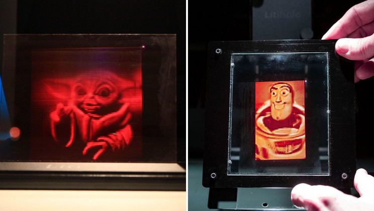 You Can Now Print Holograms Using Your Computer