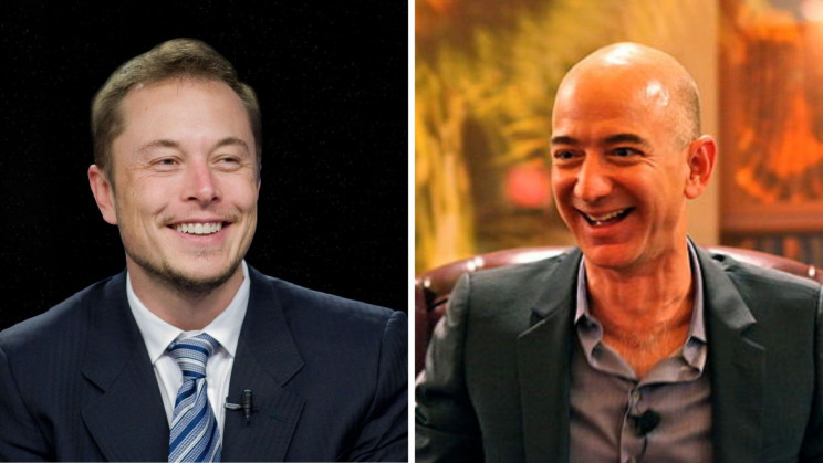Why Jeff Bezos and Elon Musk Paid Little to No Taxes In Years