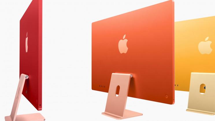 iMac Colors