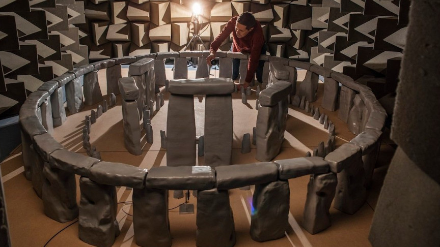 3D Model of Stonehenge Proves the Actual Structure Had Excellent Acoustics