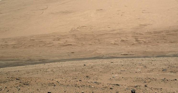 Mars Methane In July
