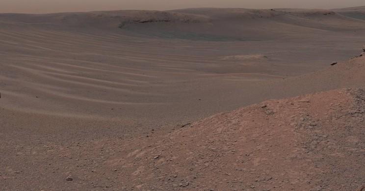 Mumma Martian Methane Plume Theory
