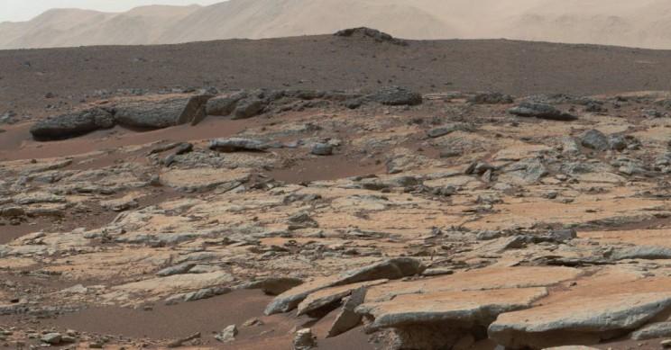 Mars Methane Detection
