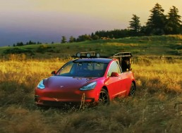 YouTuber Converts Tesla Model 3 into 'Truckla' Pick-Up, Quickly Goes Viral