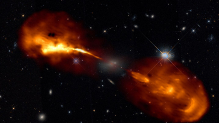 Scientists Capture the Most Detailed Images of Deep Space with Radio Waves