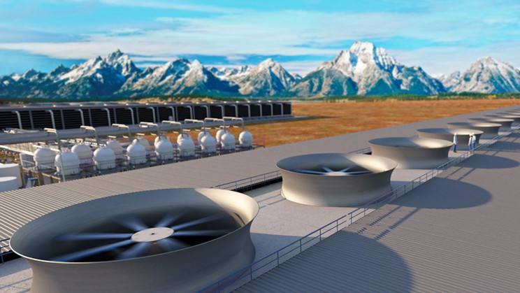 New Carbon Removal Facility Will Capture 1 Million Tons Per Year