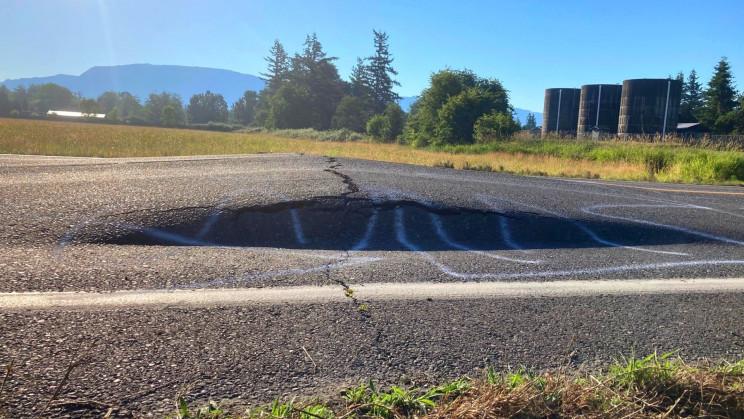 Heat Waves Melt Critical Infrastructure in Pacific Northwest