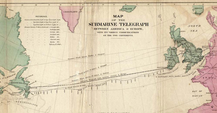 Connecting the World: How the First Transatlantic Cable was Laid