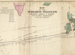 The Story of How the First Transatlantic Cable was Laid