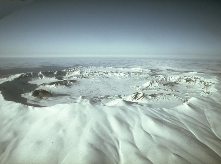 Mount Okmok