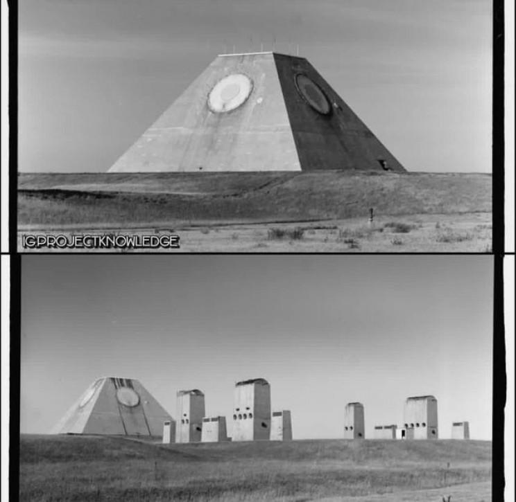 evil buildings dakota pyramid