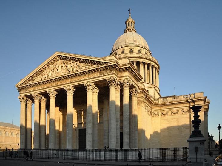paris tourist guide pantheon