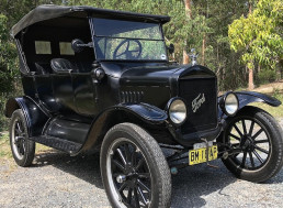 Ford's Model T Engine was the First Mass-Produced Automotive Engine